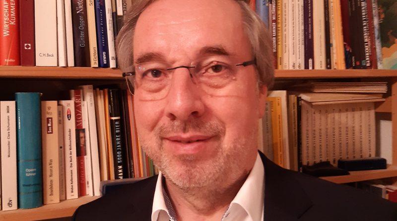 Dr. Volker Then-Porträt