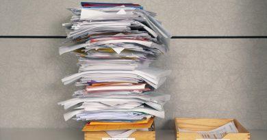 Posteingang und Postausgang Boxen